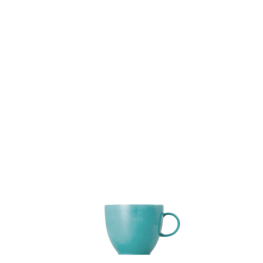 Kaffee-Obertasse Sunny Day Turquoise Thomas Porzellan