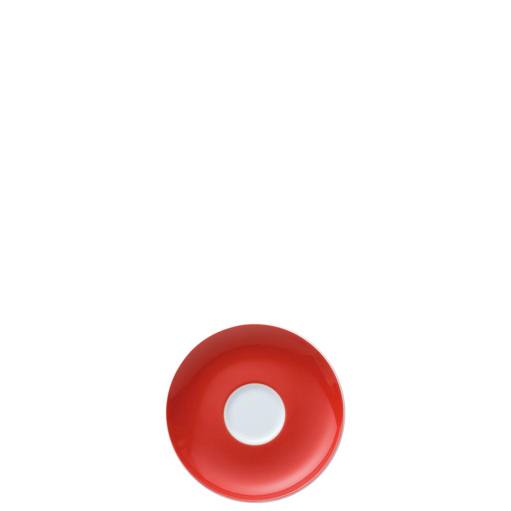 Espresso-/Mokka-Untertasse Sunny Day New Red Thomas Porzellan