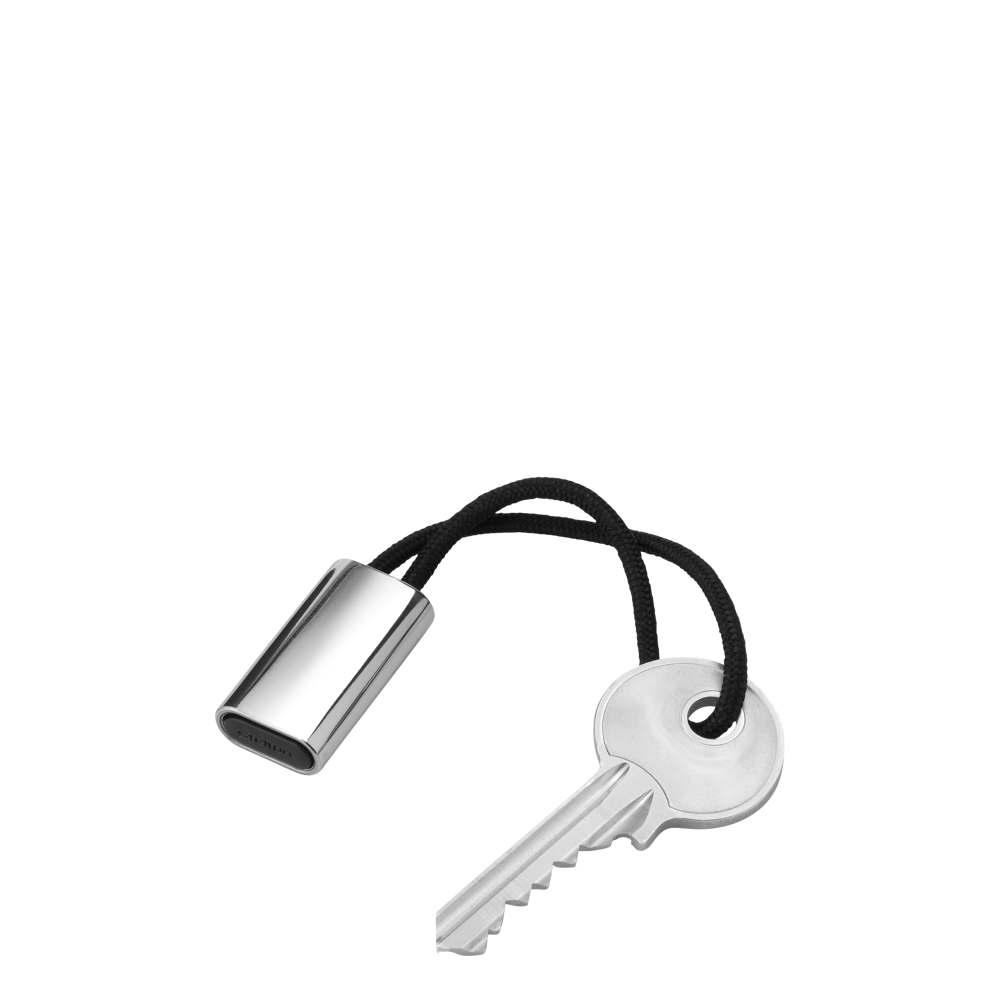 Pocket Schlüsselring - steel Pocket Stelton