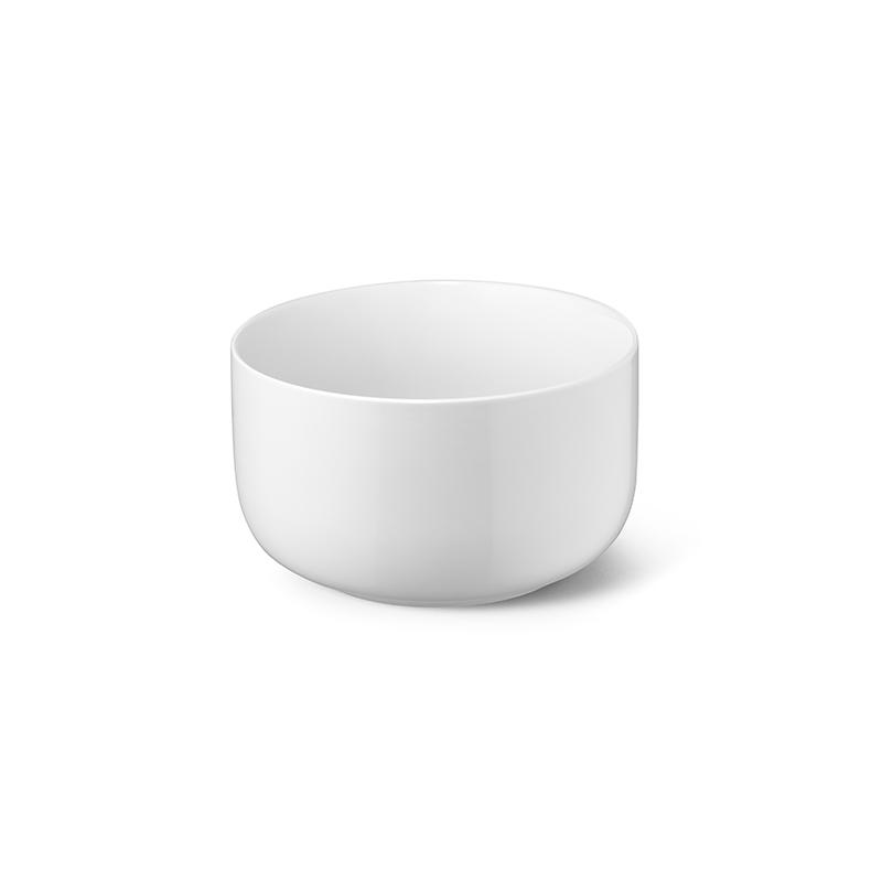 Schüssel 18 cm Solid Color Weiss Dibbern