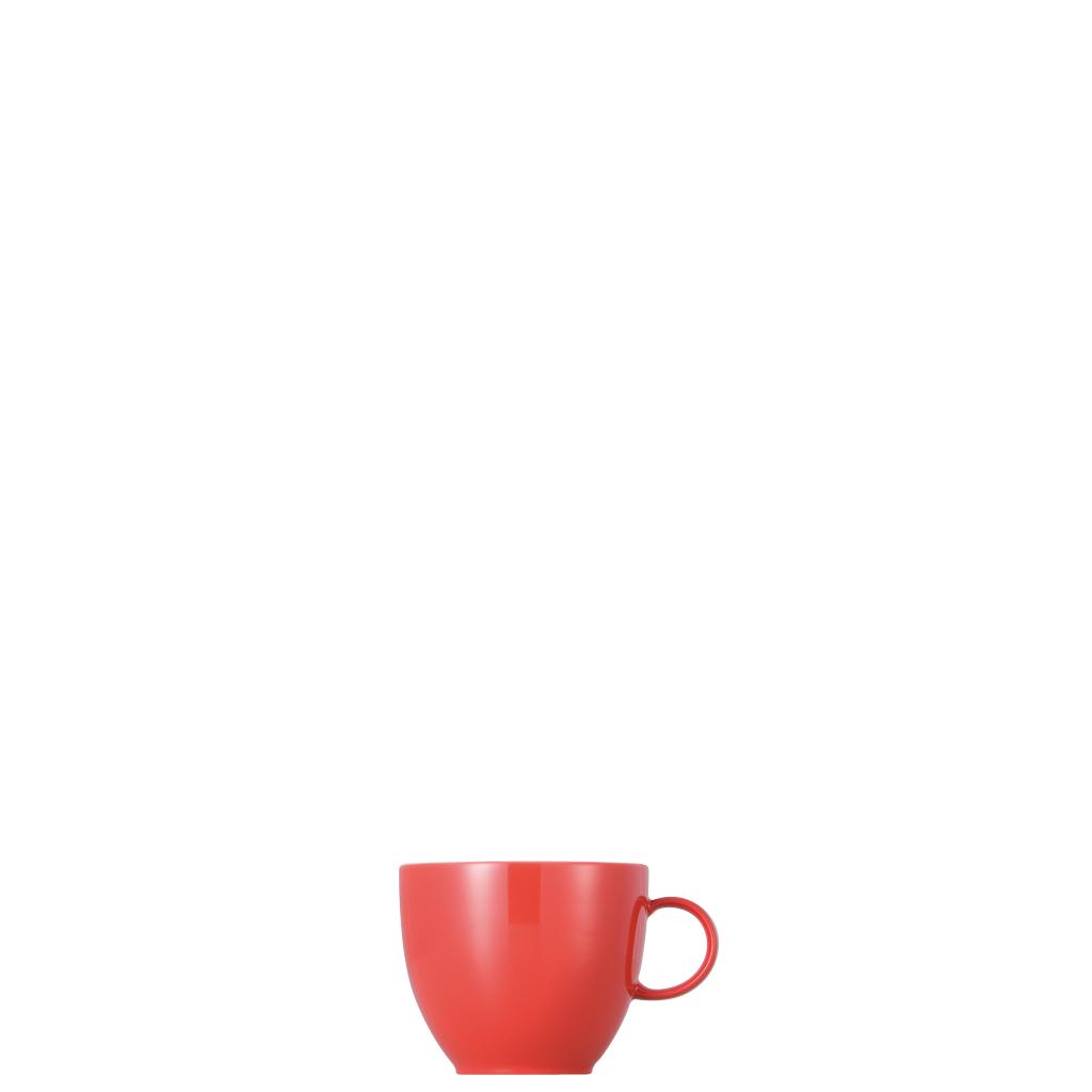 Kaffee-Obertasse Sunny Day New Red Thomas Porzellan
