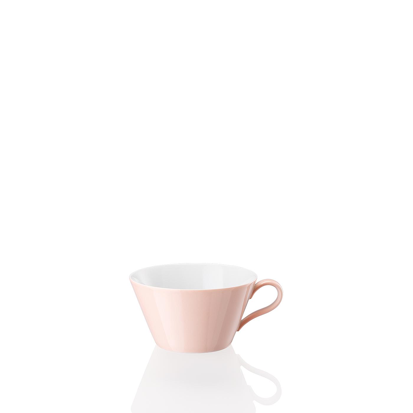 Café au Lait Obertasse Tric Soft Rose Arzberg