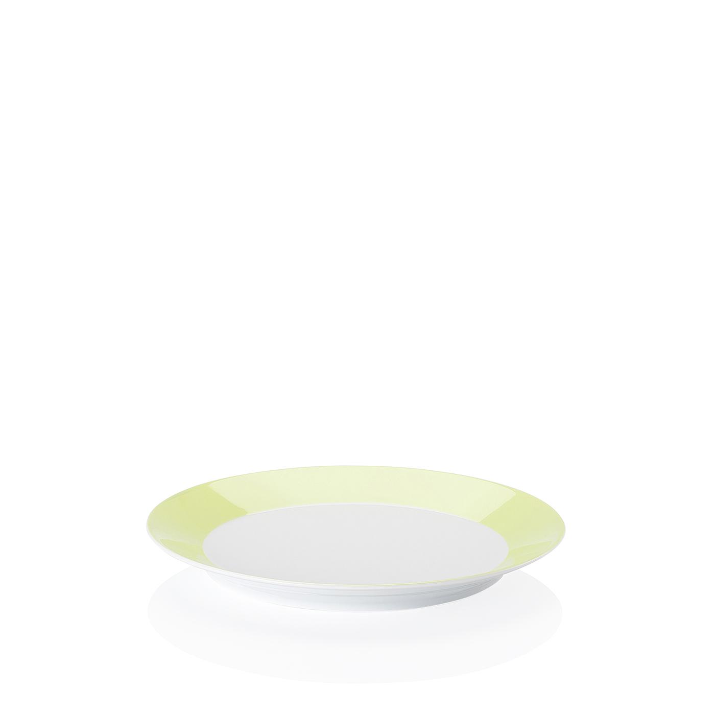Frühstücksteller 22 cm/Fa Tric Grün Arzberg