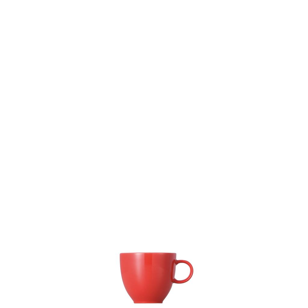 Espresso-/Mokka-Obertasse Sunny Day New Red Thomas Porzellan