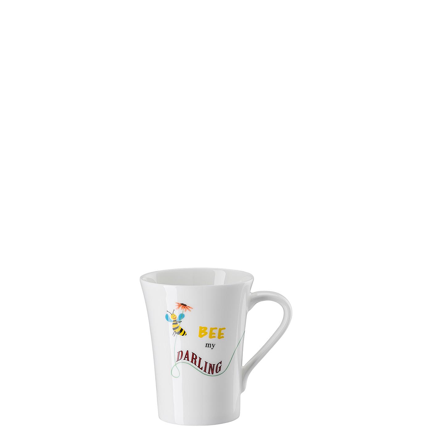 Becher mit Henkel My Mug Collection Bees- Bee my darling Hutschenreuther