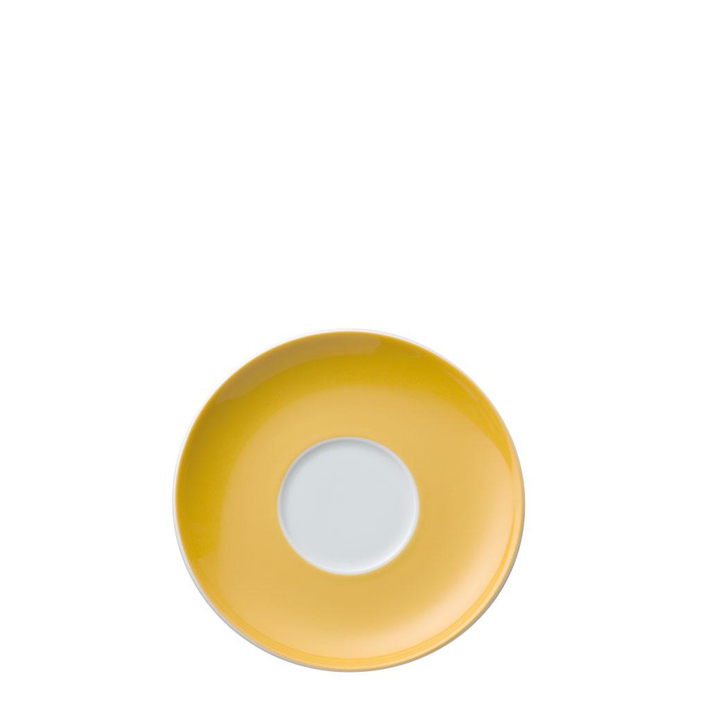 Cappuccino-Untertasse Sunny Day Yellow Thomas Porzellan