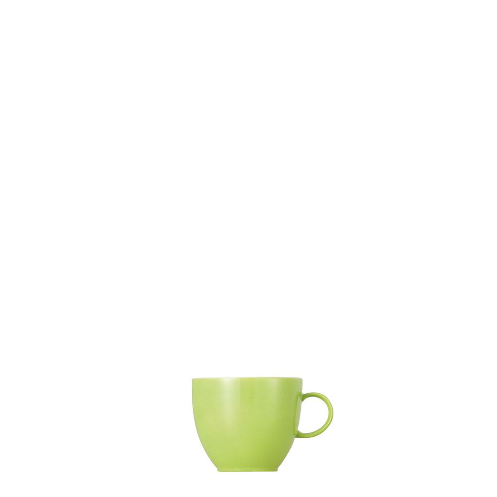 Kaffee-Obertasse Sunny Day Apple Green Thomas Porzellan