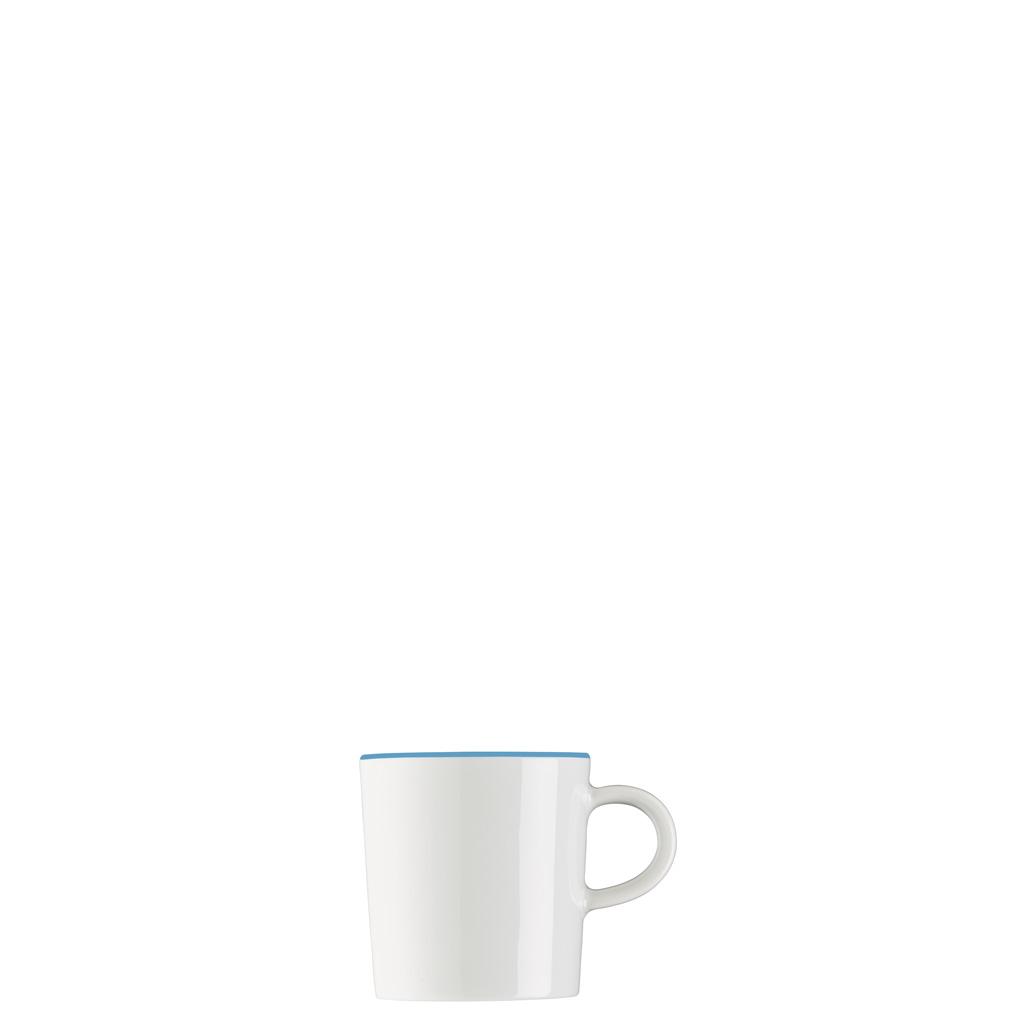Espresso-Obertasse Cucina-Basic Colori Blue Arzberg