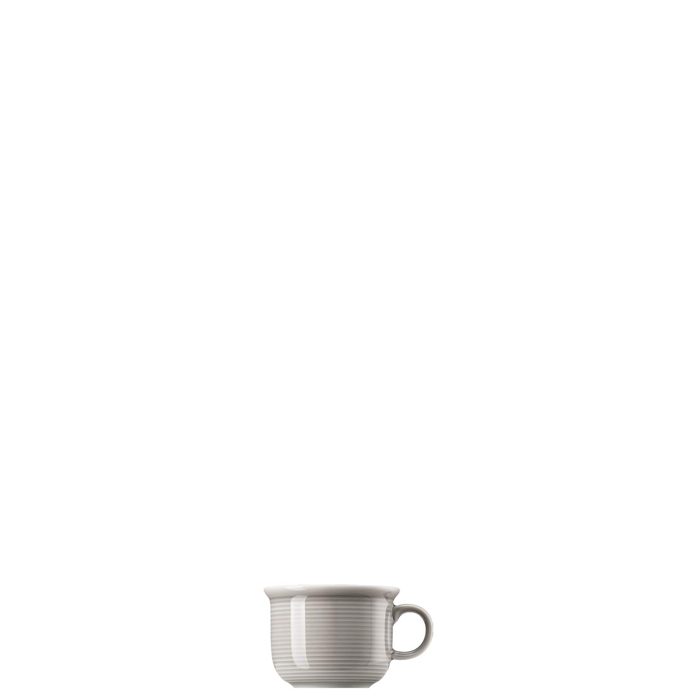 Espresso-Obertasse Trend Colour Moon Grey Thomas Porzellan
