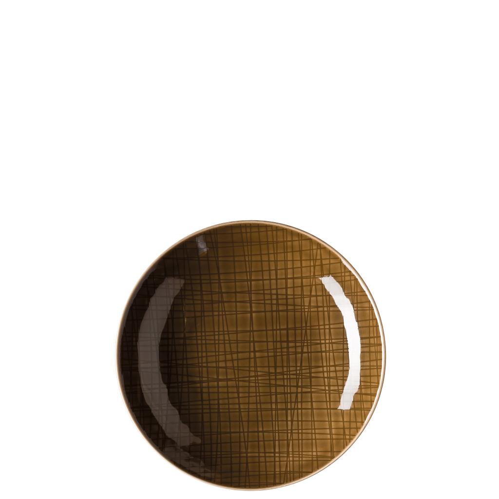 Teller tief 19 cm Mesh Colours Walnut Rosenthal