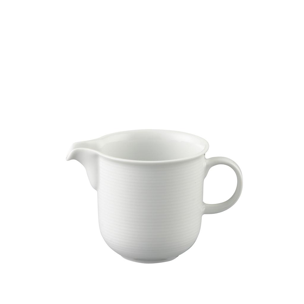 Milchkännchen 6 P. Trend Weiss Thomas Porzellan