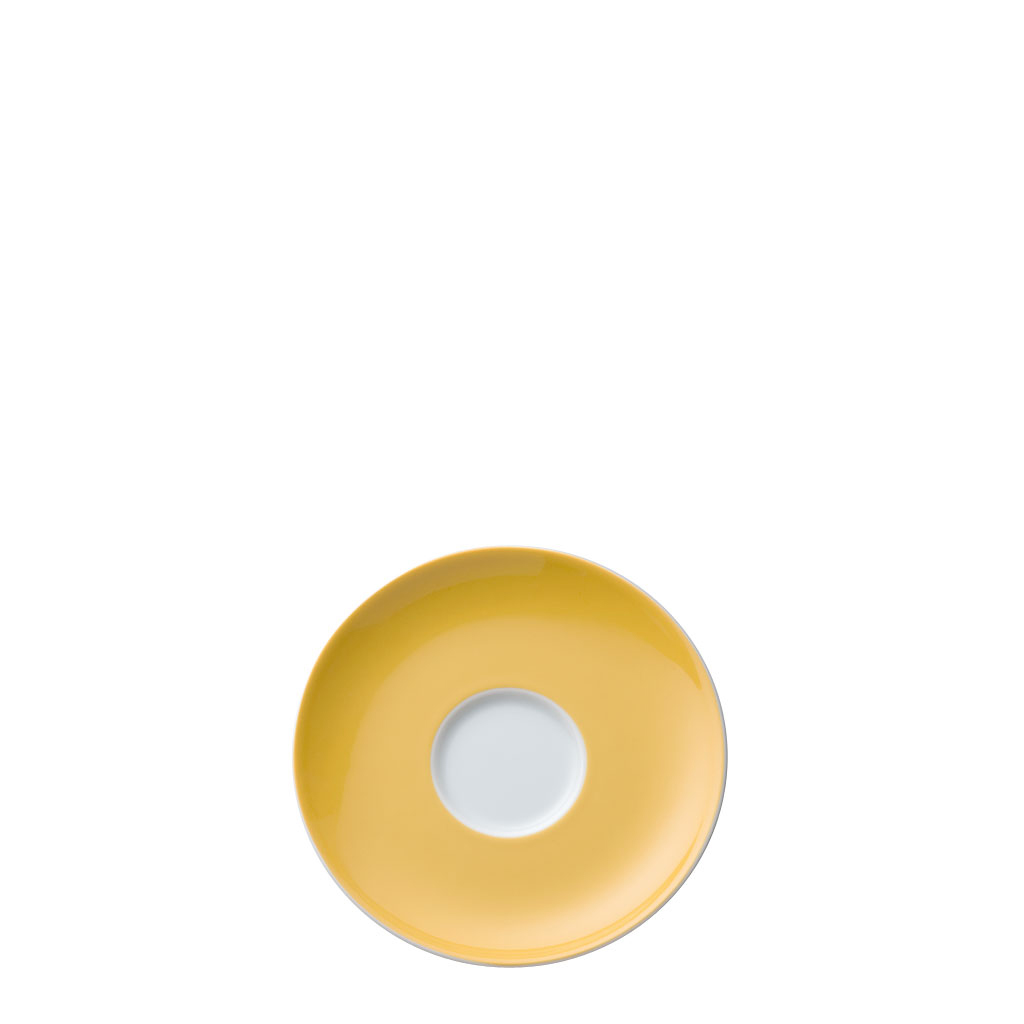 Kaffee-Untertasse Sunny Day Yellow Thomas Porzellan