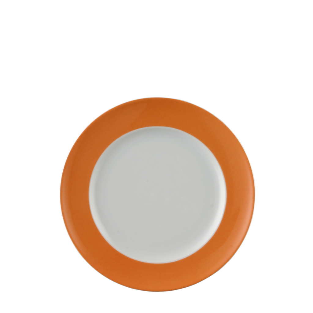 Frühstücksteller 22 cm Sunny Day Orange Thomas Porzellan