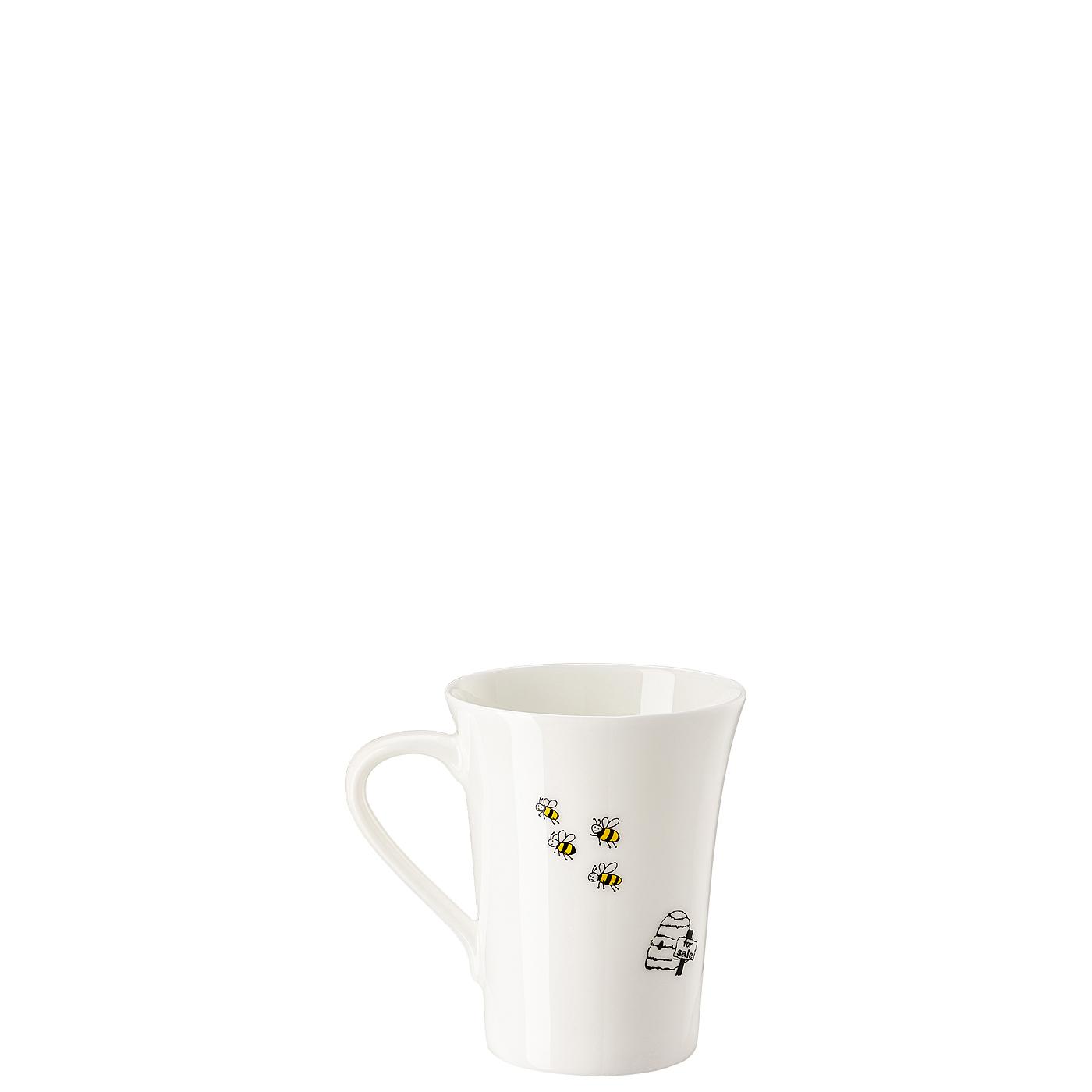 Becher mit Henkel My Mug Collection Bees - On the road Hutschenreuther