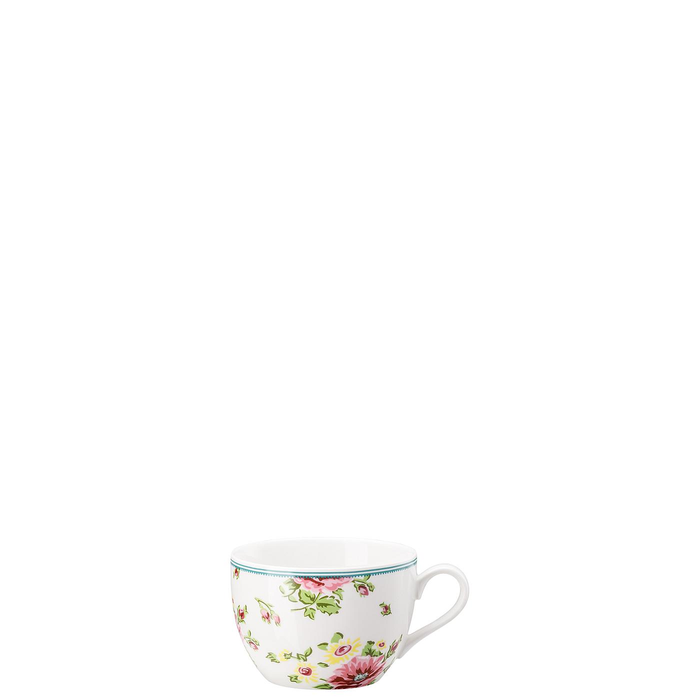 Cappuccino-Obertasse Springtime Flowers Hutschenreuther