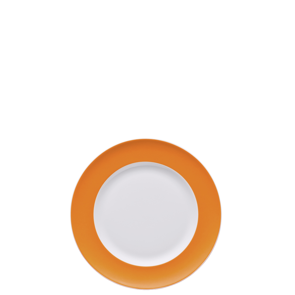 Brotteller 18 cm Sunny Day Orange Thomas Porzellan
