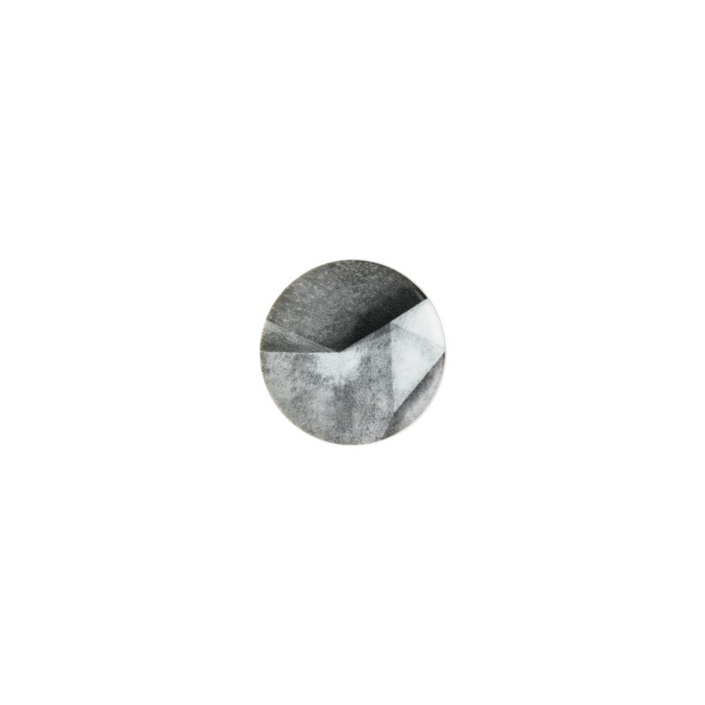 Teller flach 10 cm Struktur TAC Gropius Stripes 2.0 Rosenthal Studio Line