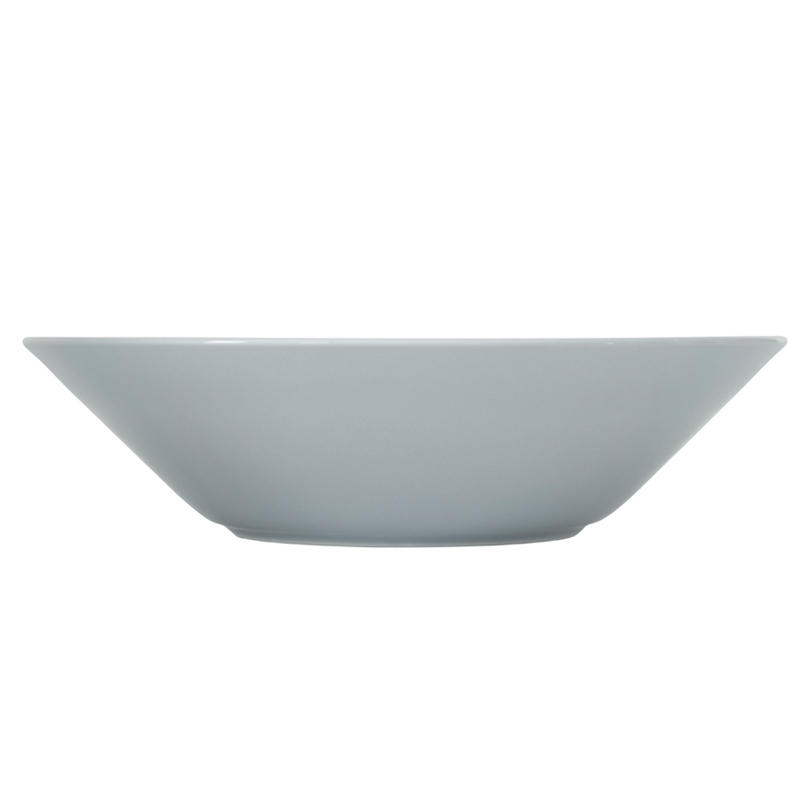 Teller Tief - 21 cm - Perlgrau Teema pearl grey Iittala