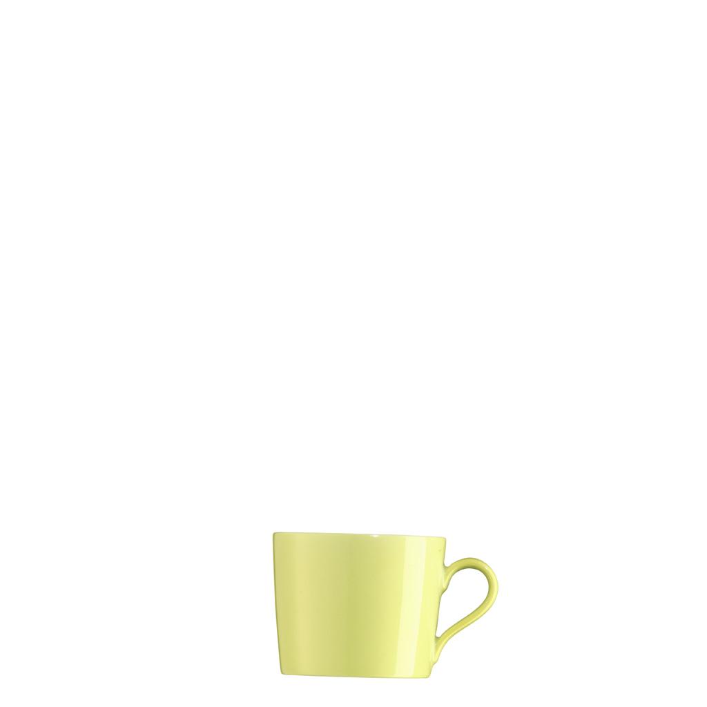 Kaffee-Obertasse Tric Gelb Arzberg