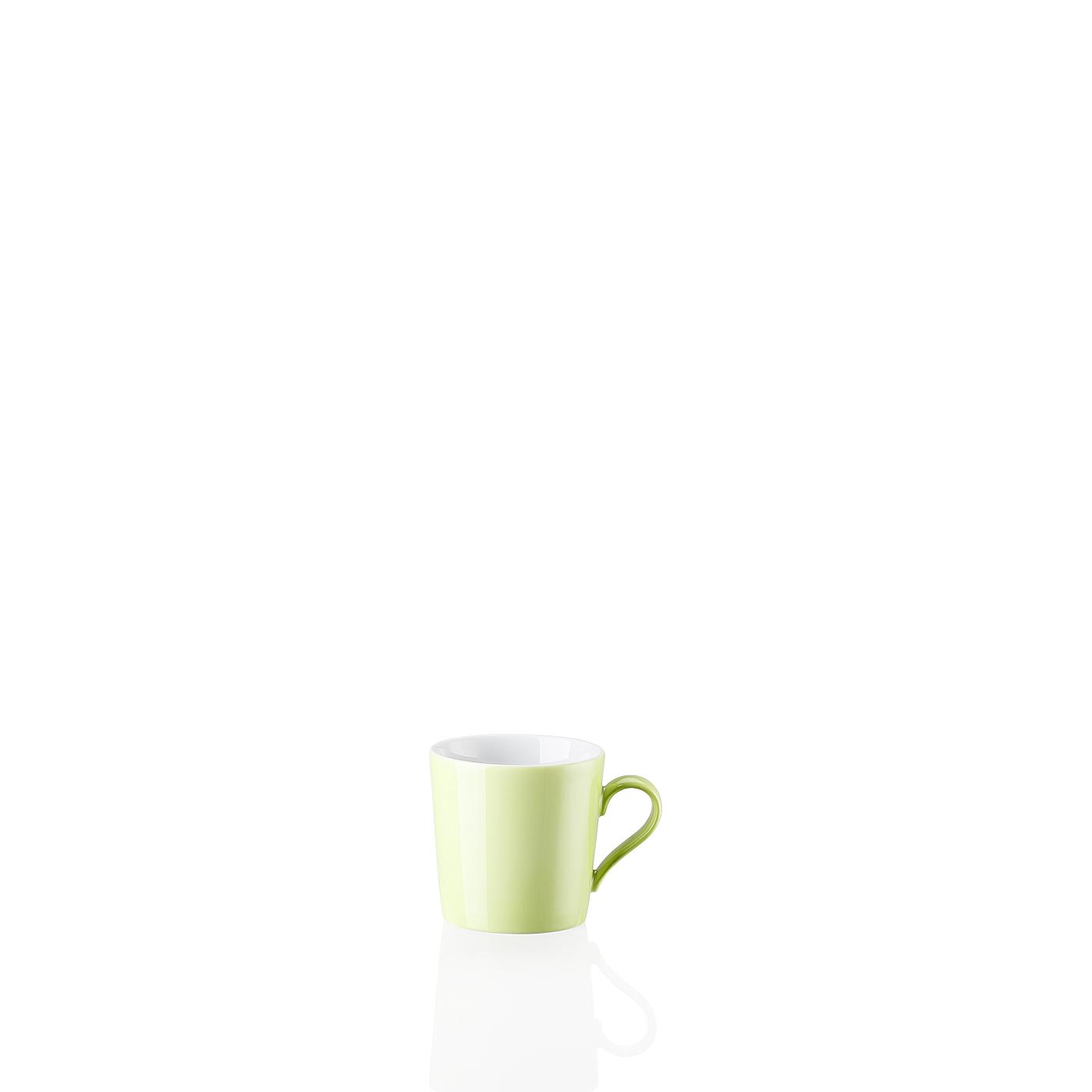 Espresso-/Mokka-Obertasse Tric Grün Arzberg