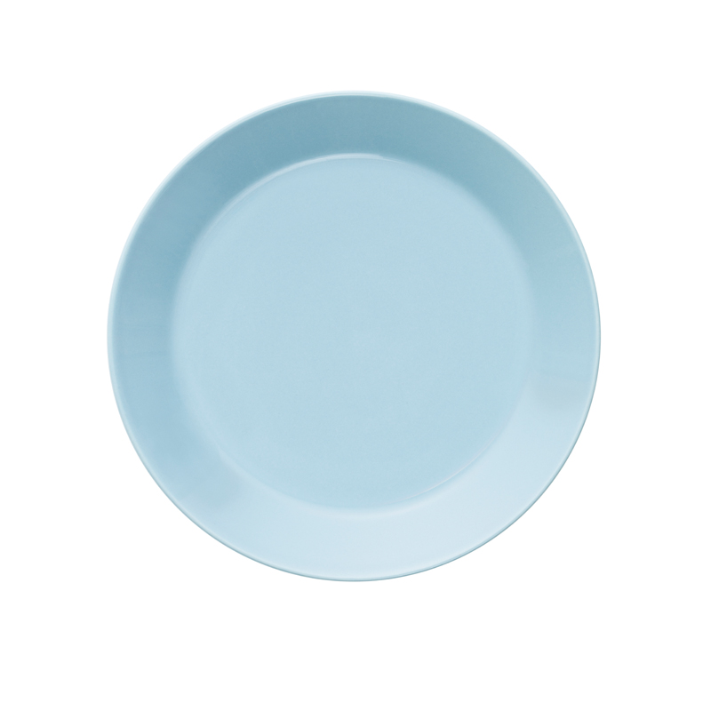 Teller - 17 cm - hellblau Teema light blue Iittala