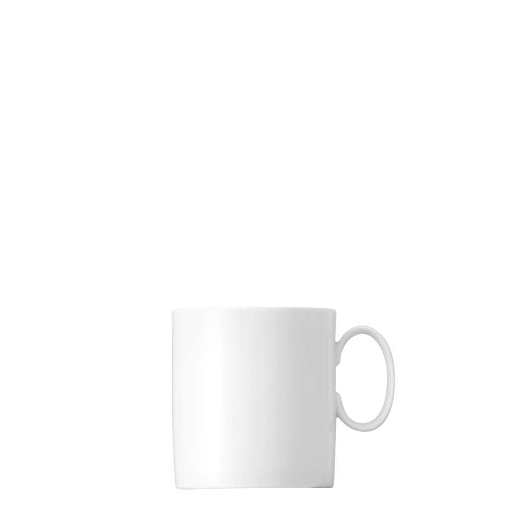 Espresso-/Mokka-Obertasse Medaillon Weiss Thomas Porzellan