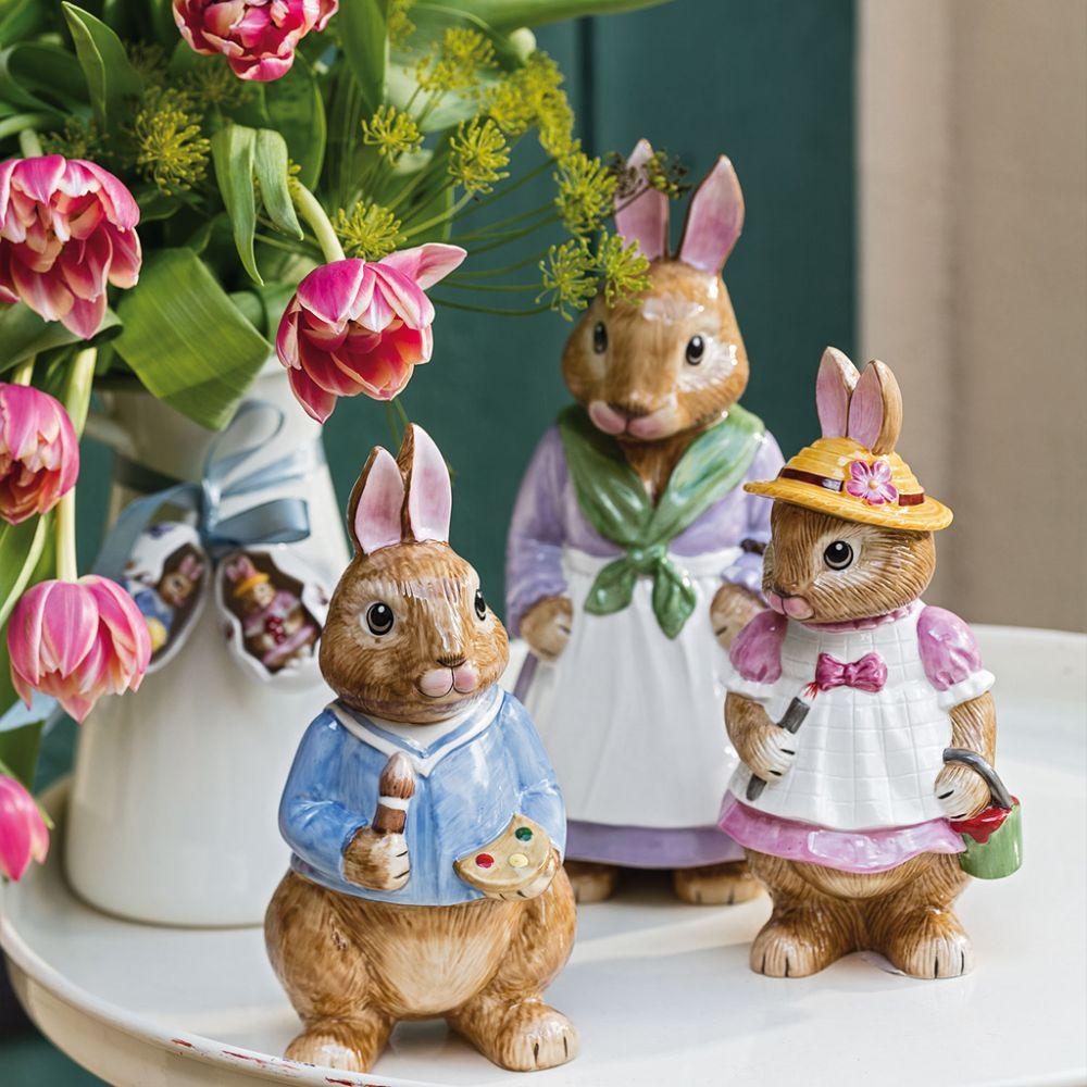 Anna, groß 10,5x11x22cm Bunny Tales Villeroy und Boch