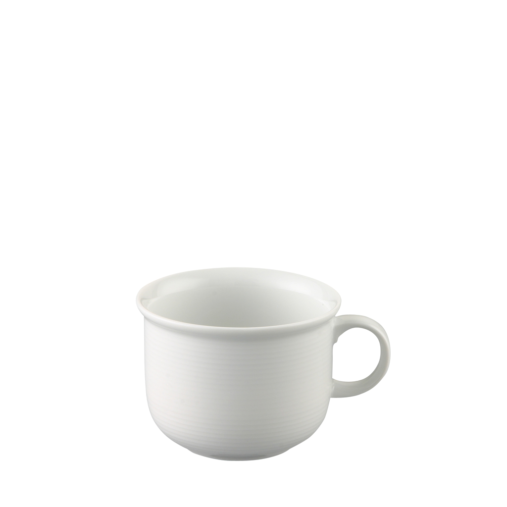 Kaffee-Obertasse Trend Weiss Thomas Porzellan