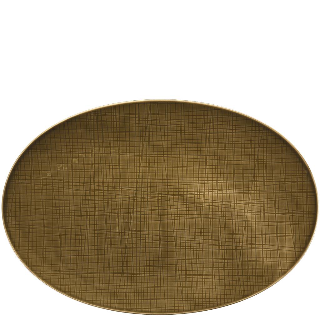 Platte 42 cm Mesh Colours Walnut Rosenthal