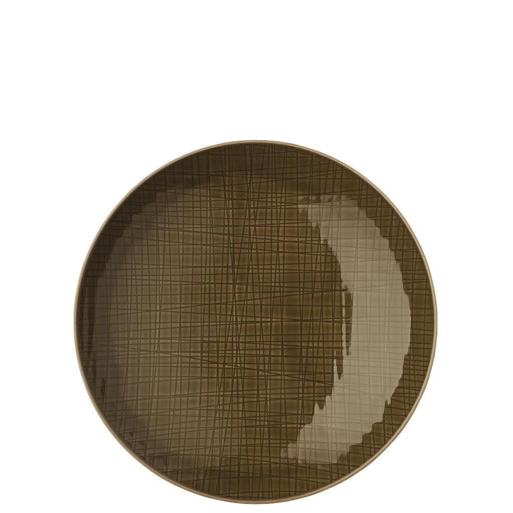 Teller tief 25 cm Mesh Colours Walnut Rosenthal