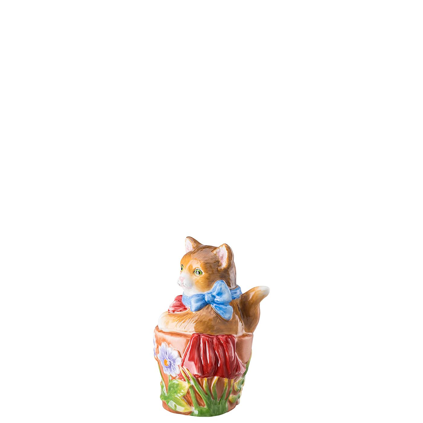 Kätzchen klein Ostern Dekoriert Hutschenreuther