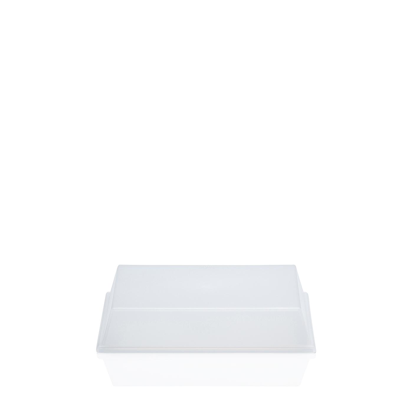 Cloche für Servierplatte 15x20 cm Tric Kunststoff transparent Arzberg