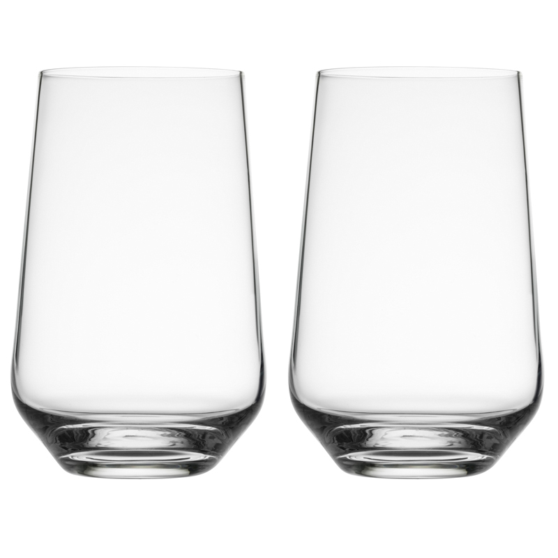 Longdrinkglas - 550 ml - Klar - 2 Stück Essence Iittala