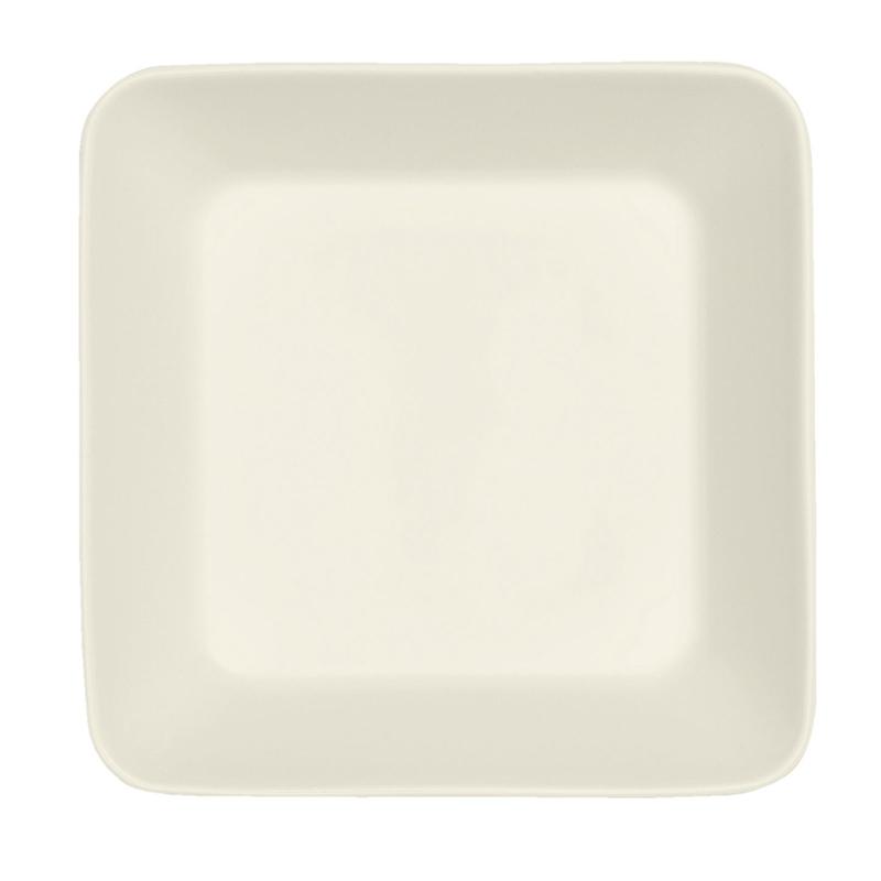 Schale - 16 x 16 cm - Weiss Teema white Iittala