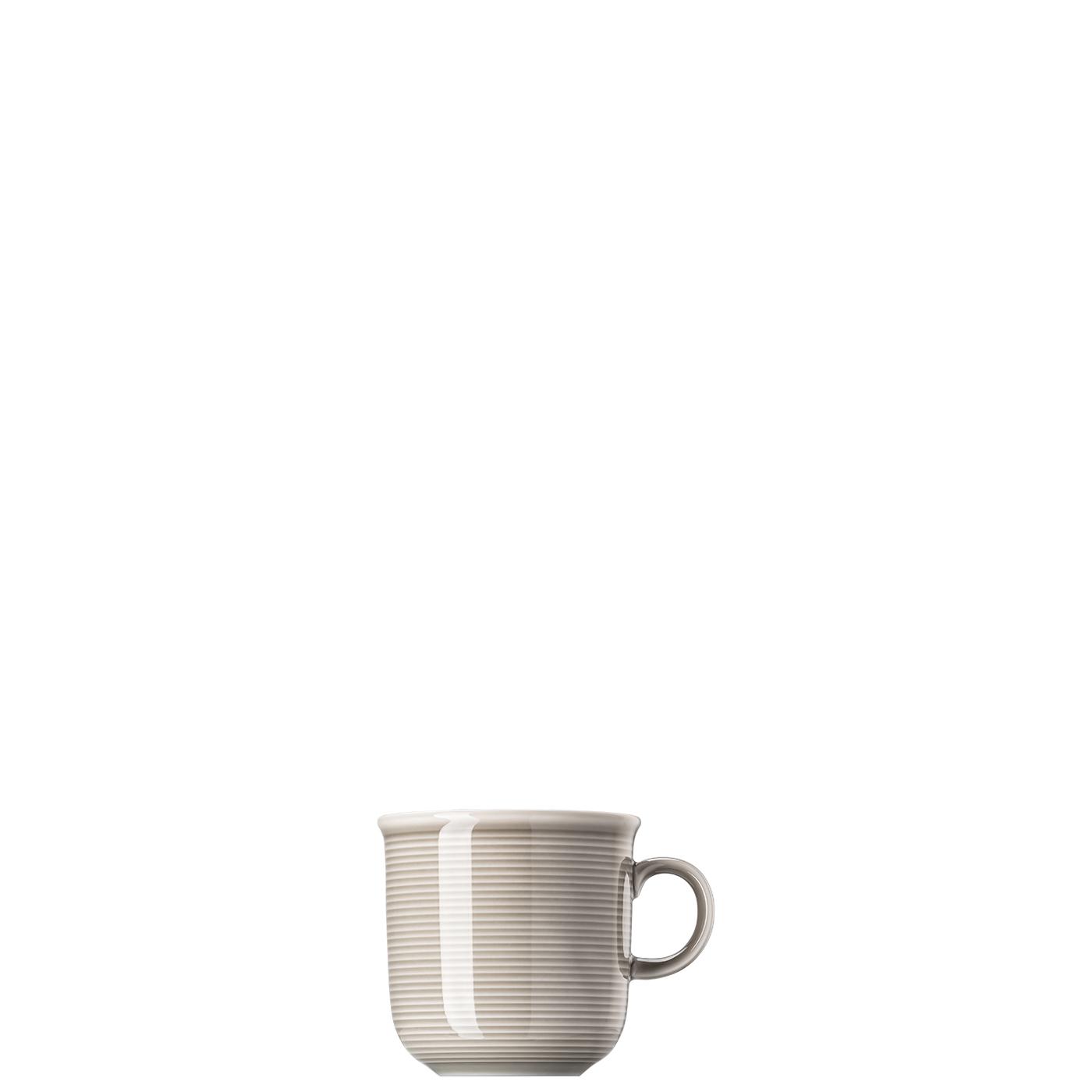 Becher mit Henkel Trend Colour Moon Grey Thomas Porzellan