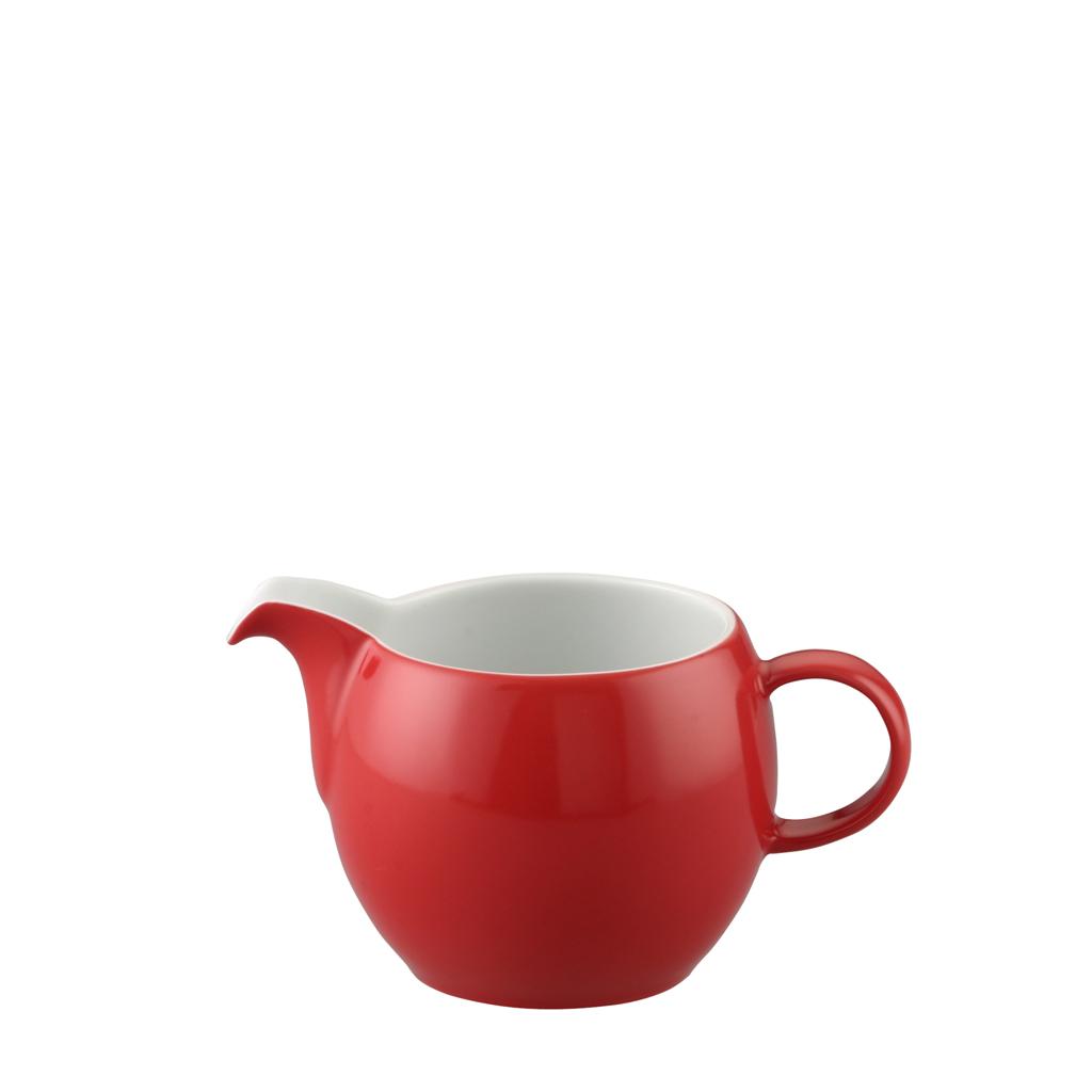 Milchkännchen 6 P. Sunny Day New Red Thomas Porzellan