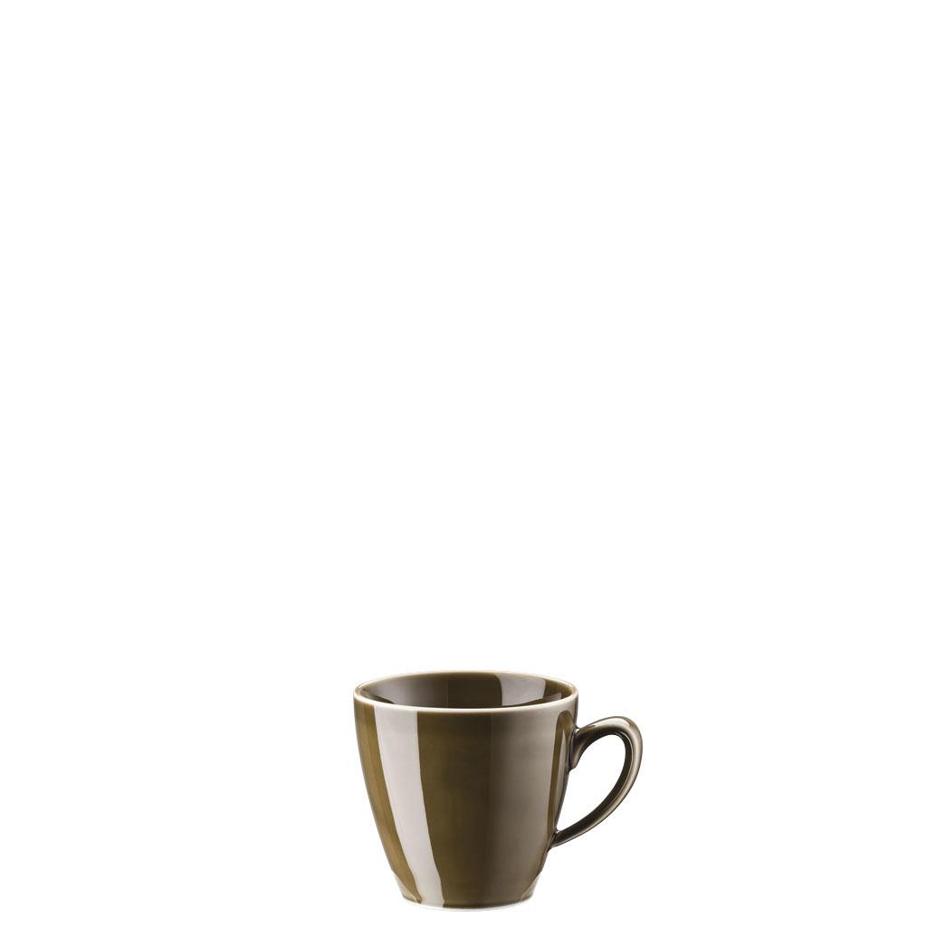 Kaffee-Obertasse Mesh Colours Walnut Rosenthal