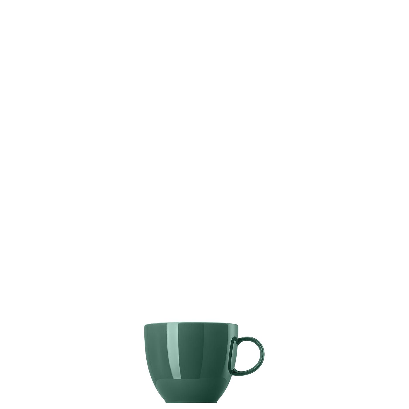 Kaffee-Obertasse Sunny Day Herbal Green Thomas Porzellan