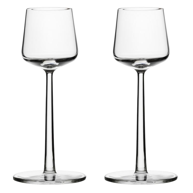 Sherryglas – 150 ml - Klar - 2 Stück Essence Iittala