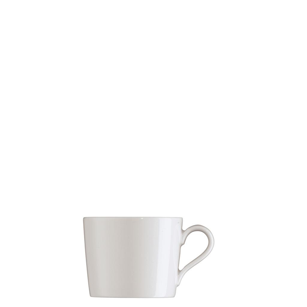 Kaffee-Obertasse Tric Weiss Arzberg