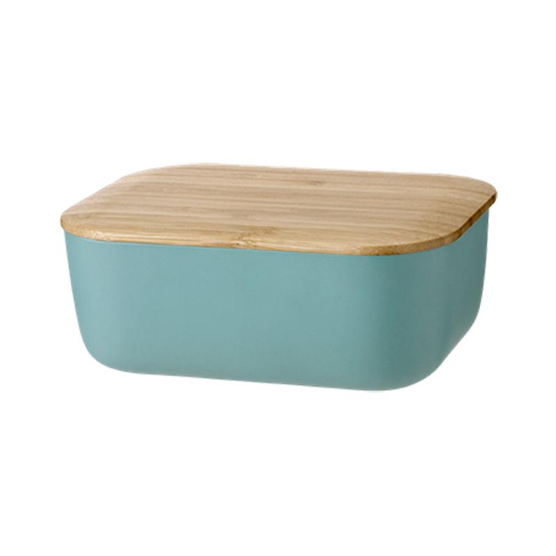 BOX-IT Butterdose Rig-Tig Dusty green Stelton