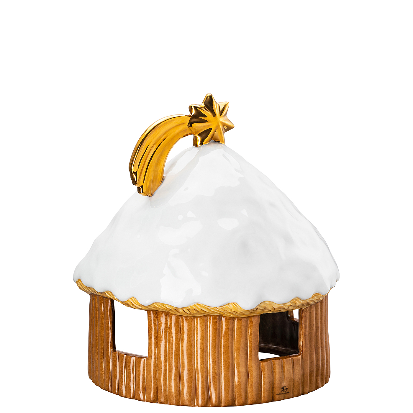 Krippenstall Weihnachtskrippe Krippenfiguren Hutschenreuther