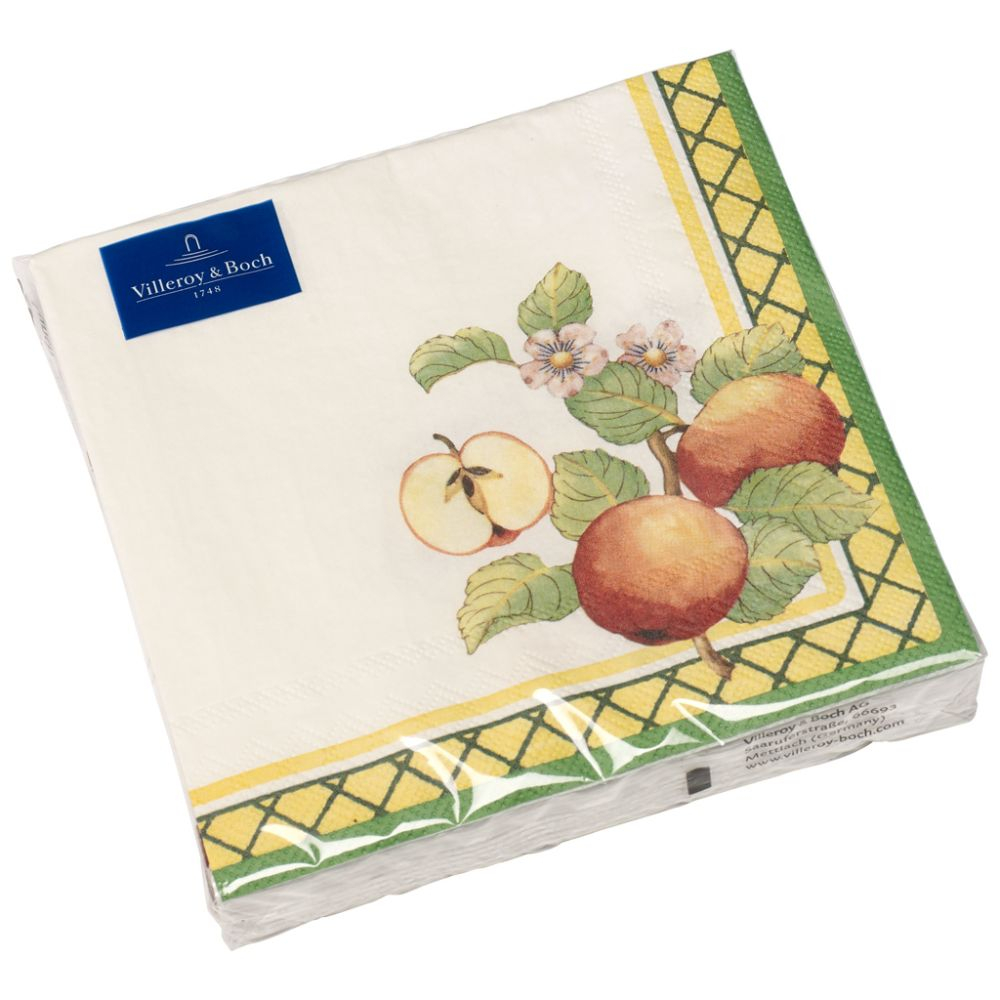 French Garden Papierserviette neu 33x33c Ihr-Ideal Villeroy und Boch