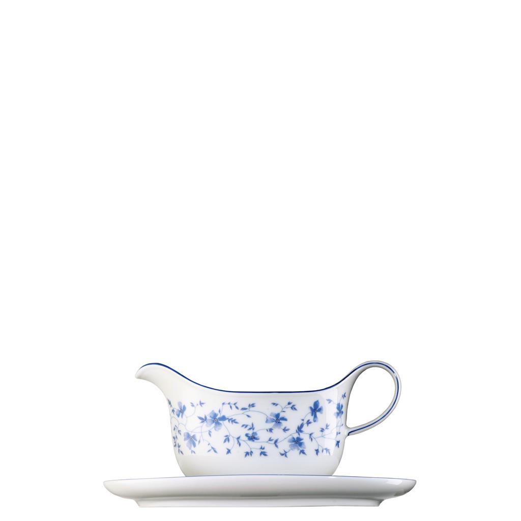 Sauciere 1-tlg. Form 1382 Blaublüten Arzberg