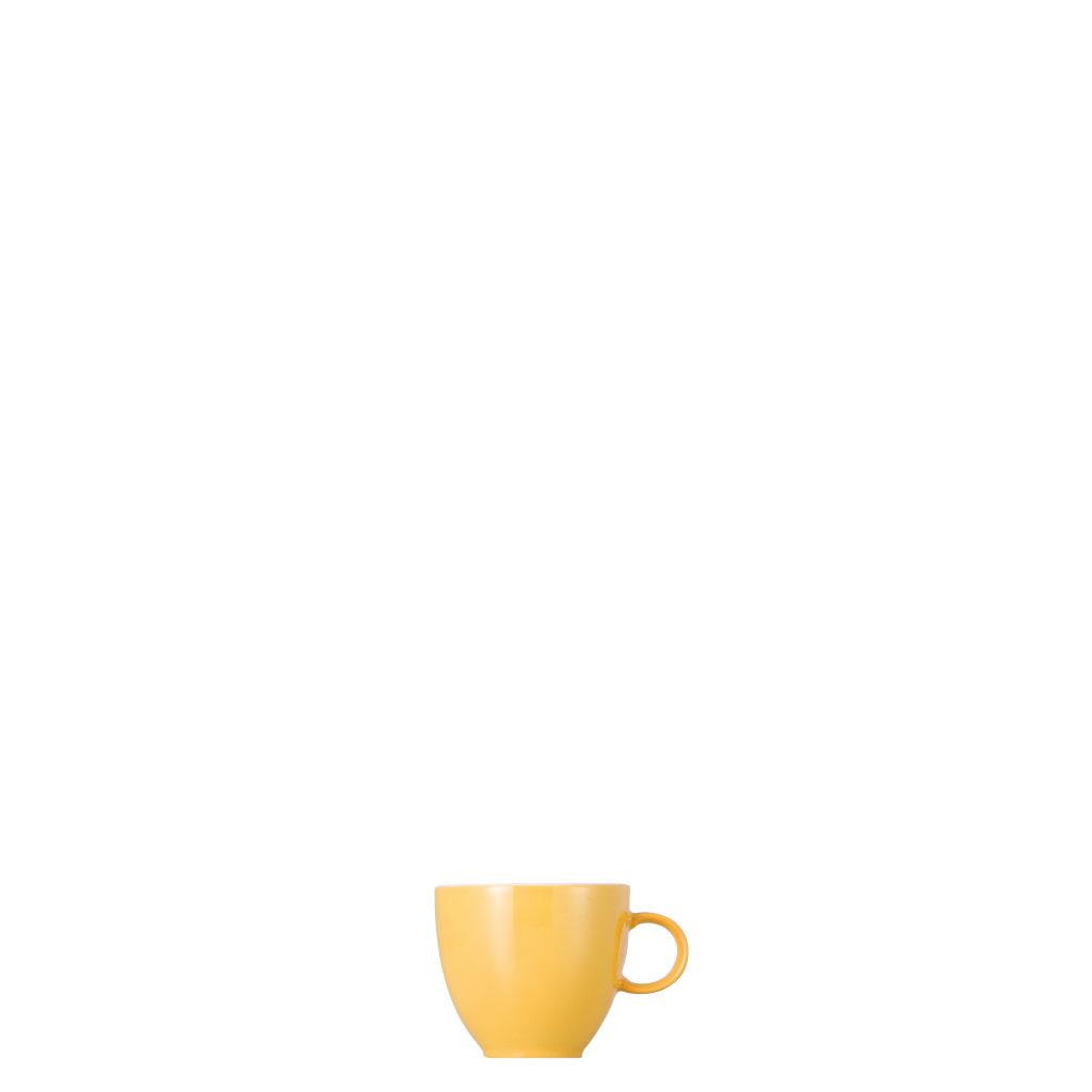Espresso-/Mokka-Obertasse Sunny Day Yellow Thomas Porzellan