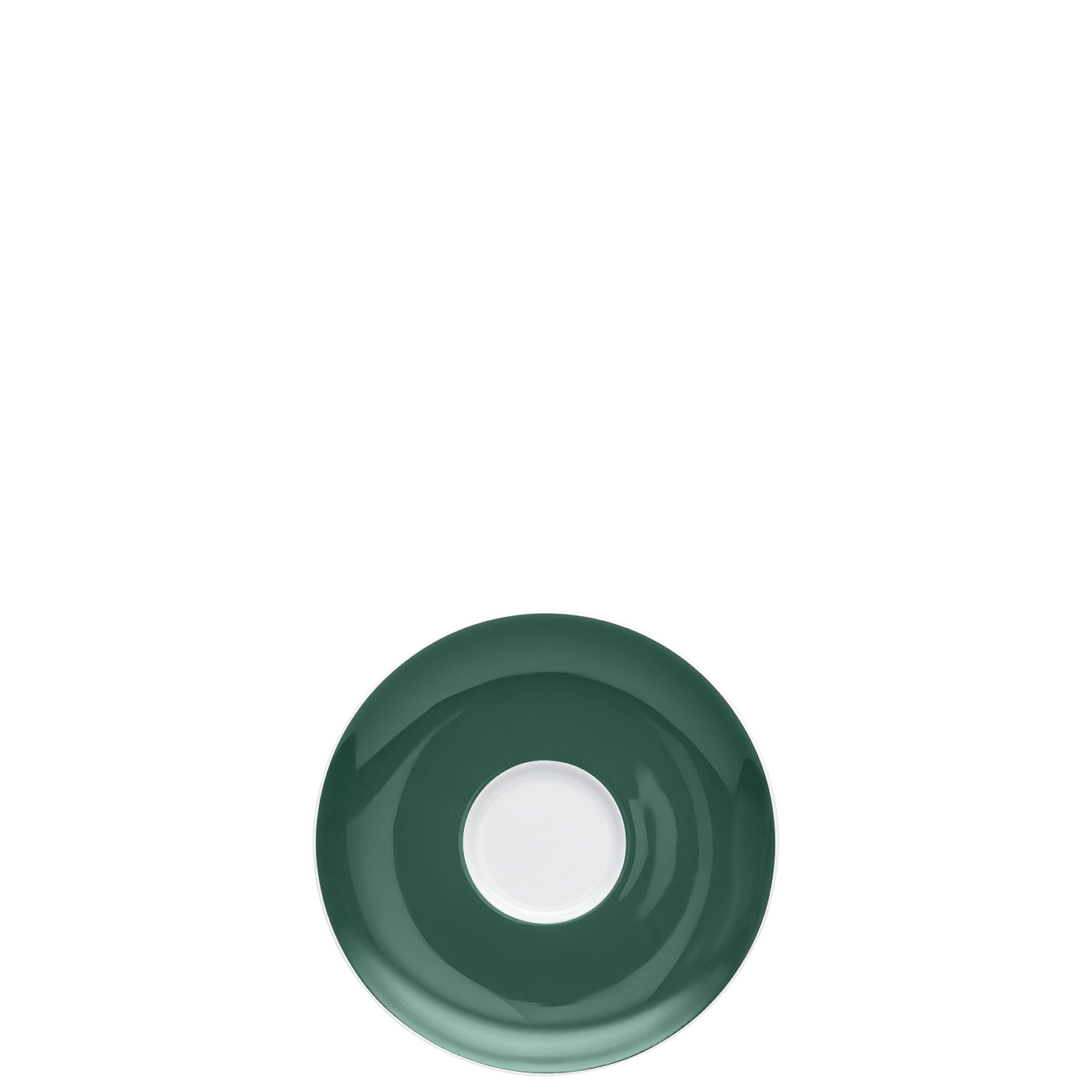 Kaffee-Untertasse Sunny Day Herbal Green Thomas Porzellan
