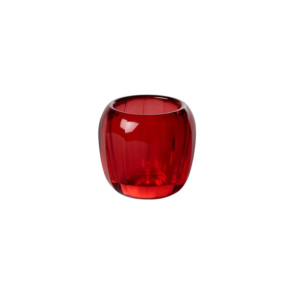 Teelichthalter klein Deep Red 70mm Coloured DeLight Villeroy und Boch