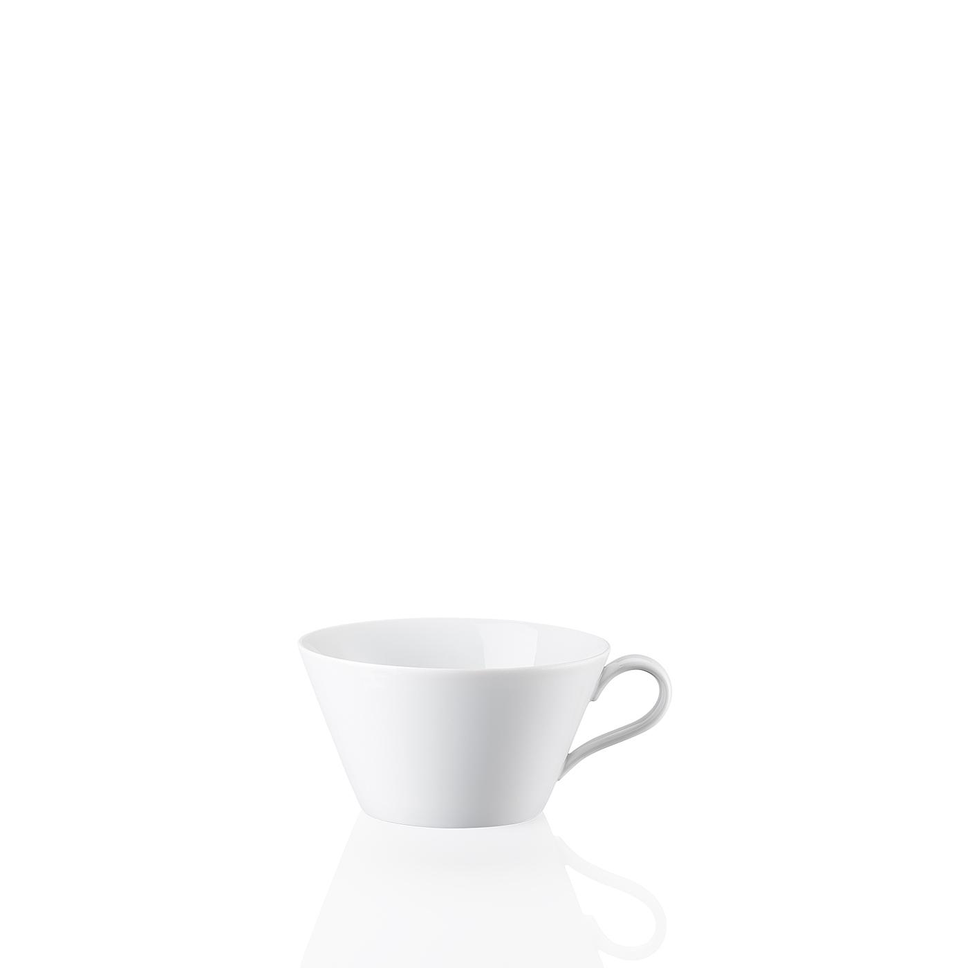 Café au Lait Obertasse Tric Weiss Arzberg