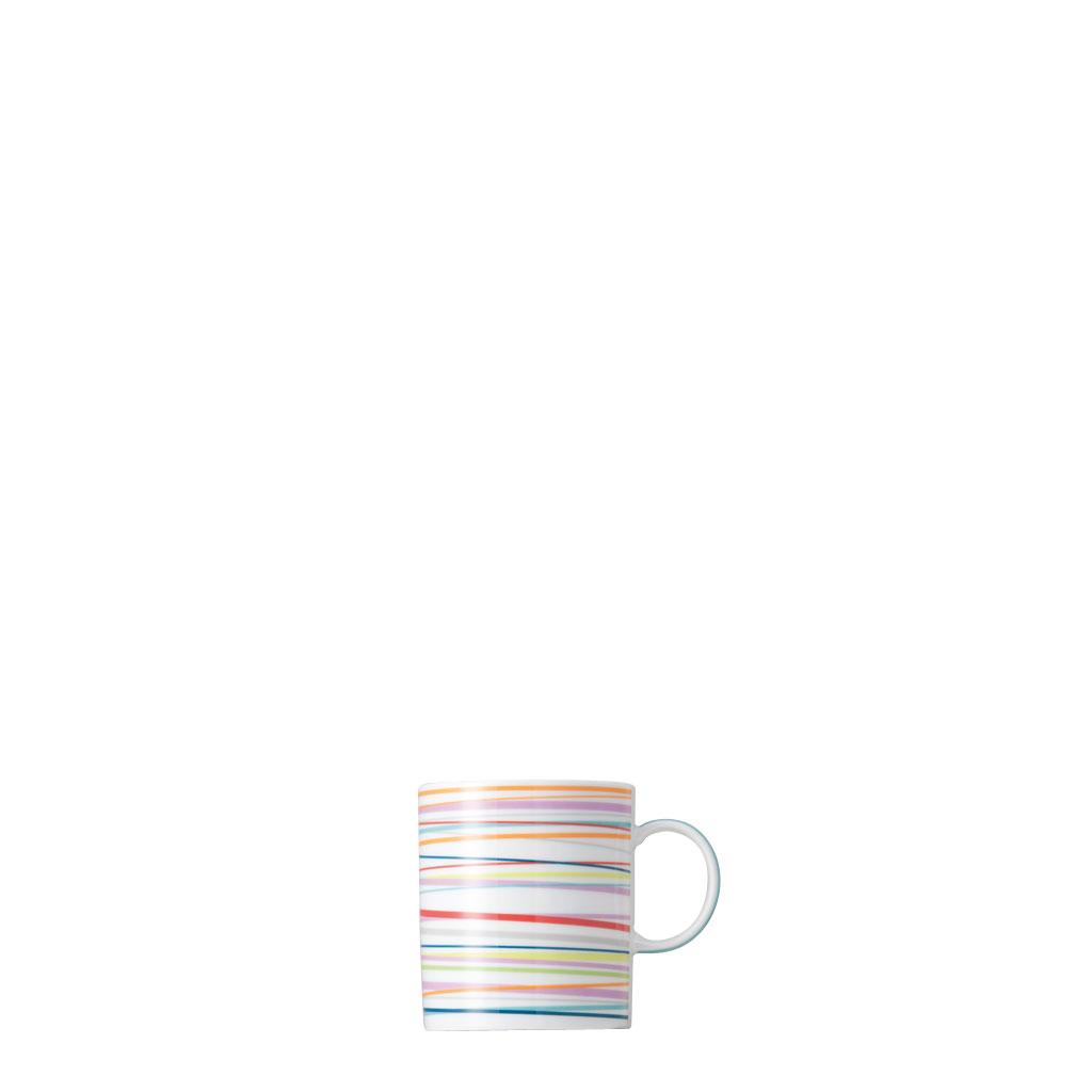 Becher mit Henkel Sunny Day Sunny Stripes Thomas Porzellan