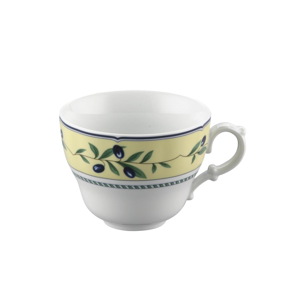 Café au lait Obertasse Maria Theresia Medley Hutschenreuther